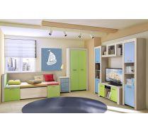 Подростковая серия мебели Фанки Тайм - комната 14