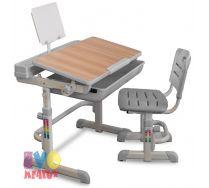 Парта + стул Mealux EVO/04