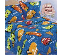Постельное белье для детей Тачки Молния Друзья, арт. 103