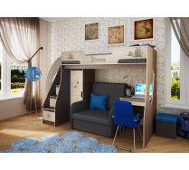Детская мебель Пираты, готовая комната 4