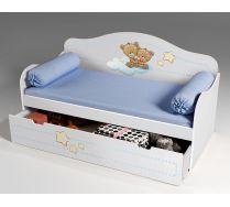 Детская кровать, арт. 40023 Мишки Тедди
